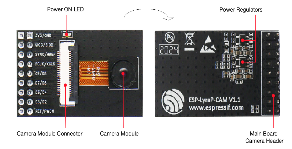 ESP-LyraP-CAM - front and back