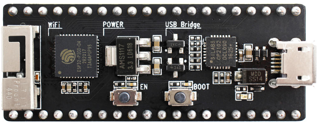 ESP32-PICO-KIT V3 board